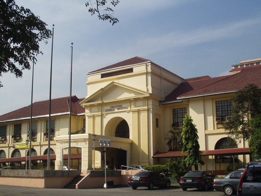 UP-Philippine General Hospital, a unit under UP Manila. Source: UP PGH Child Protection Unit website