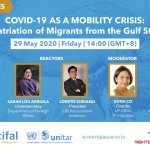UP CIFAL webinar takes on repatriation of migrant workers in a time of global pandemic