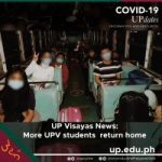 More UPV students reunite with families