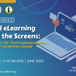 Medical eLearning at the time of COVID-19