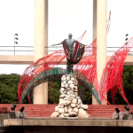 "Photo from the screenshot of UP Diliman's ""109th Pangkalahatang Pagtatapos""."