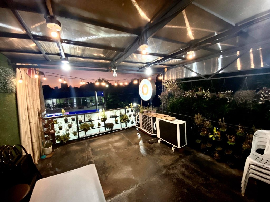 The Hatch Hub's rooftop space. Image from Mr. Jules Guiang.