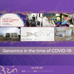 Genomics in the time of COVID-19