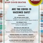 """""""Are the COVID-19 Vaccines Safe?"""""""