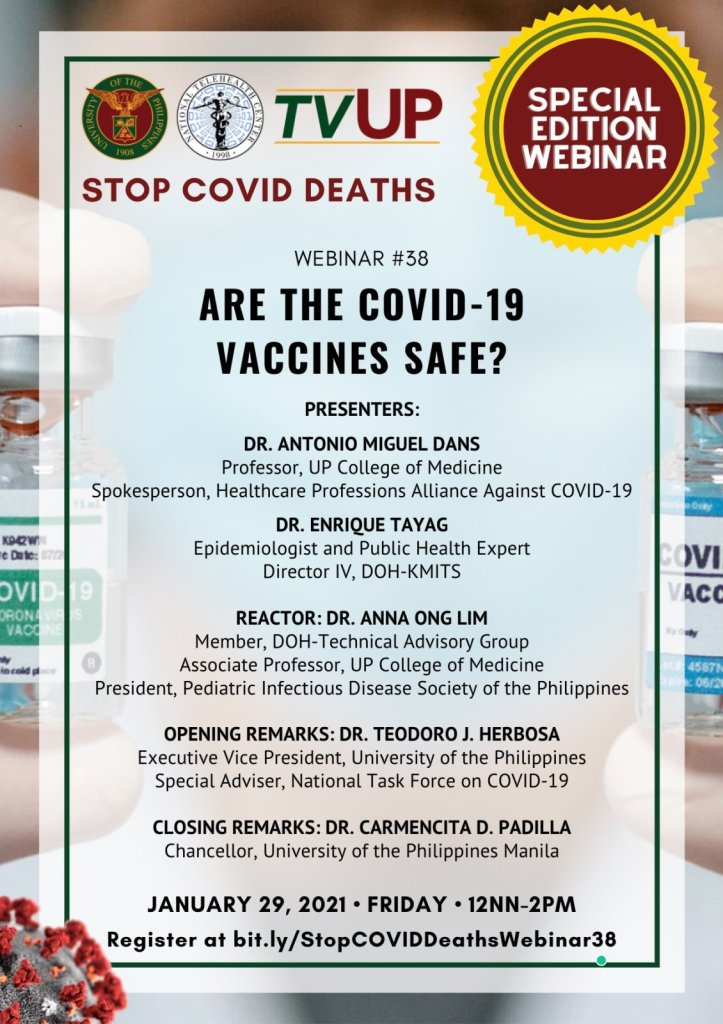 """Are the COVID-19 Vaccines Safe?"""