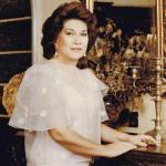 Celia Diaz Laurel draws final curtain at 93